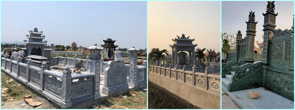 Lăng Mộ Đá, Khu Lăng Mộ Đá ĐẸP - Đá Mỹ Nghệ cao cấp Quang Trung Ninh Bình