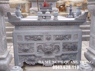 Mẫu Bàn lễ đá Tây Ninh