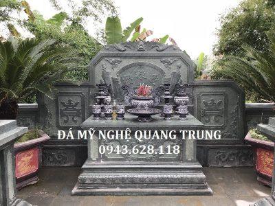 Mẫu Bàn lễ đá Quảng Ngãi