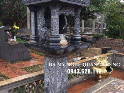 Mẫu Bàn lễ đá Quảng Nam