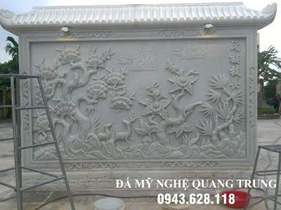 Mẫu Cuốn thư đá tại Hải Phòng