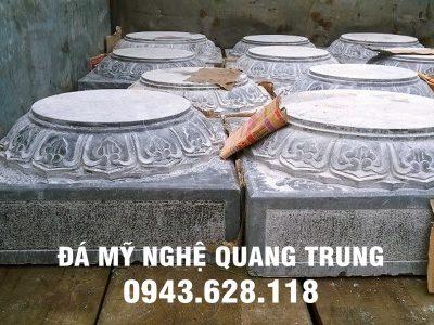 Mẫu Chân tảng đá Kiên Giang