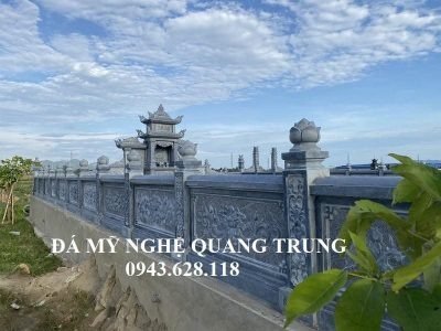 Xây Lan can đá tại Tây Ninh