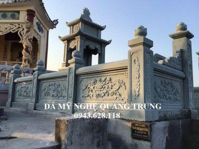 Xây Lan can đá tại Trà Vinh
