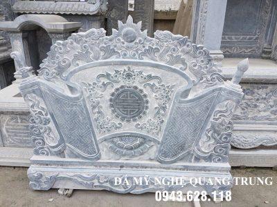 Mẫu Cuốn thư đá tại Hà Giang