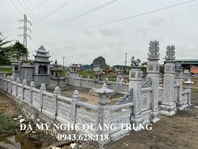 Tư vấn, xây dựng Khu Lăng mộ đá cao cấp tại Ninh Bình năm 2020
