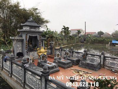Xây Lan can đá tại Quảng Ngãi