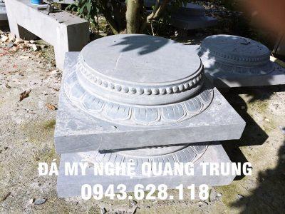 Mẫu Chân tảng đá Cà Mau
