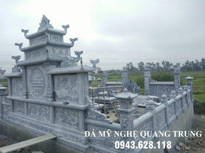 Xây Lan can đá tại Khánh Hòa