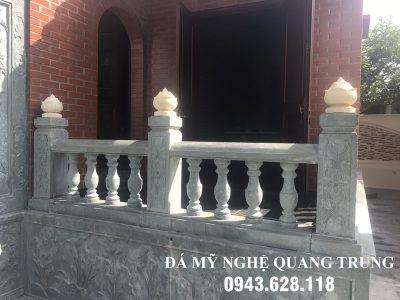 Xây Lan can đá tại Lạng Sơn