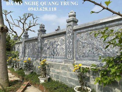 Xây Lan can đá tại Kon Tum