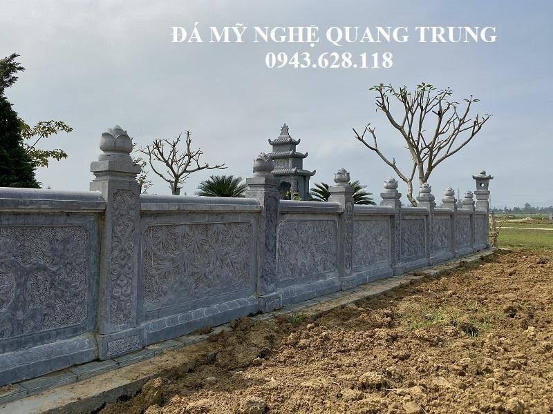 Lan can da cao cap Quang Trung