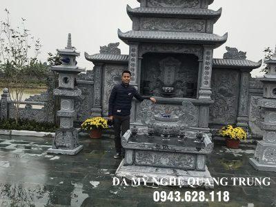 Mẫu Bàn lễ đá Phú Thọ