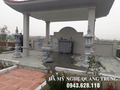 Mẫu Bàn lễ đá Ninh Thuận