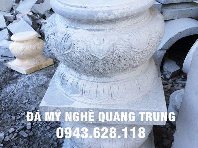 Mẫu Chân tảng đá Bình Định