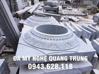 Mẫu Chân tảng đá Đồng Tháp
