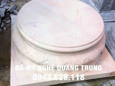 Mẫu Chân tảng đá Điện Biên