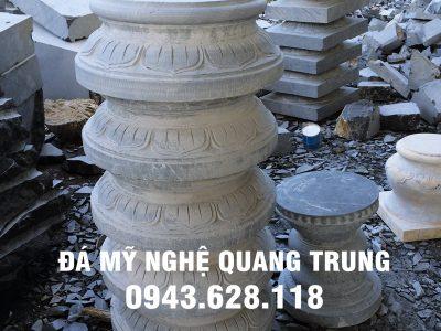 Mẫu Chân tảng đá Phú Yên