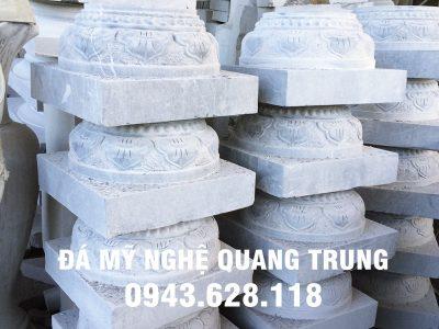 Mẫu Chân tảng đá Quảng Ninh