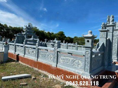 Xây Lan can đá tại Bình Định