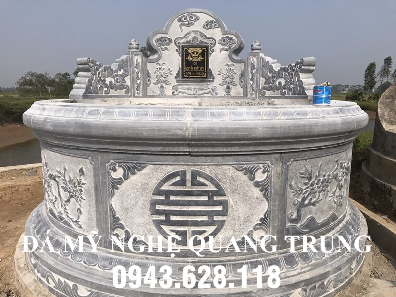 1 Mau Mo Da tron - Mo da dep Ninh Binh