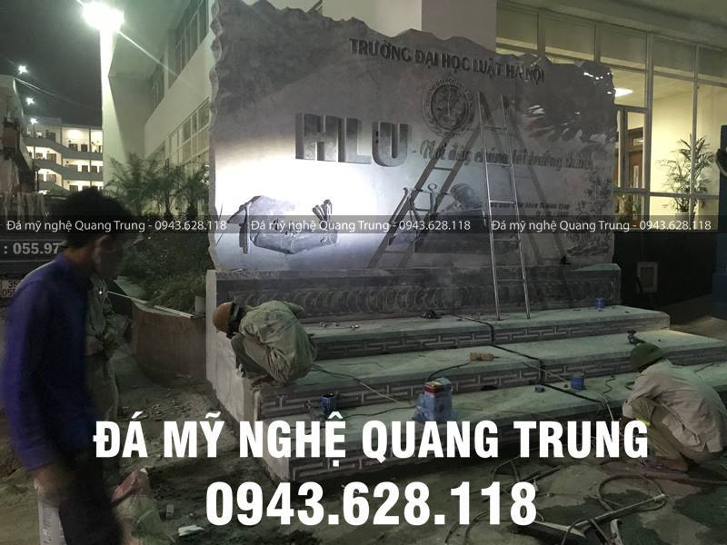 Cac nghe nhan rat tap trung day nhanh tien do hoan thien