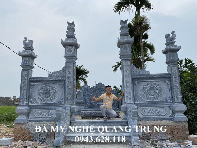 Cong vao Khu Lang mo da la dang cong tu tru