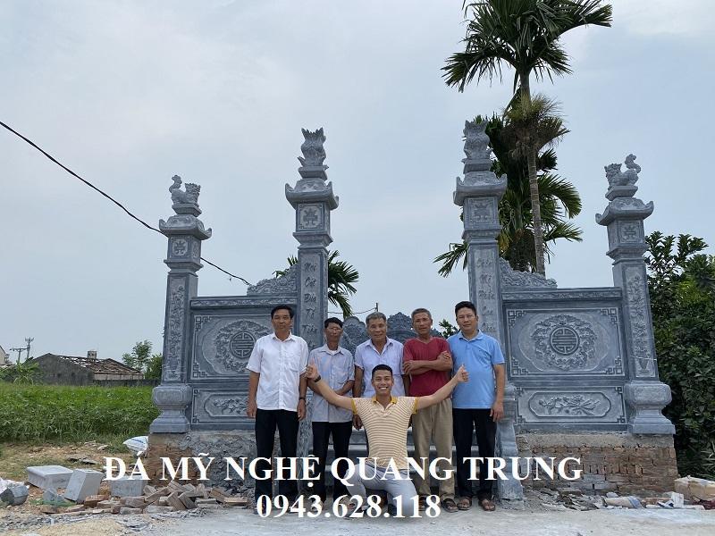 Da My Nghe Quang Trung ngay cang khang dinh thuong hieu che tac - xay dung Lang Mo Da