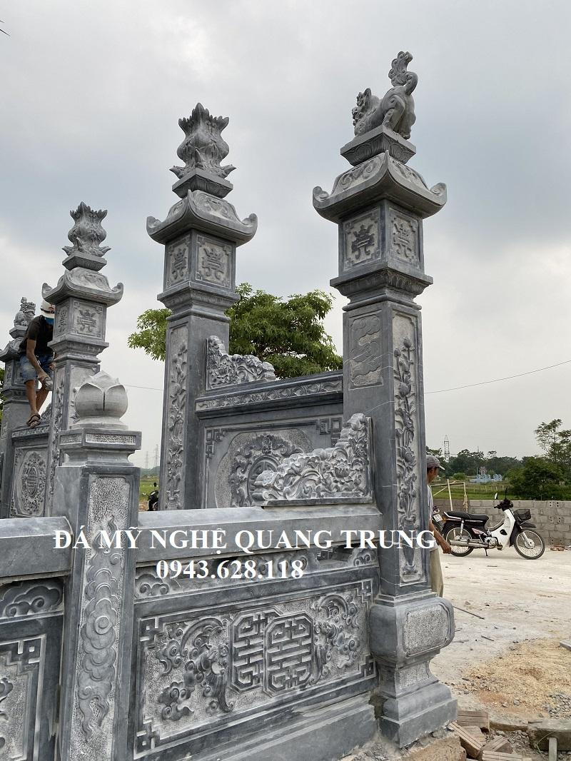 Hoa van Tam Bung Lan Can da Lang mo Le Quoc
