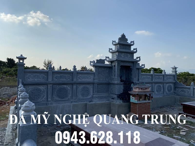 Khu Lang tho da cua Lang mo