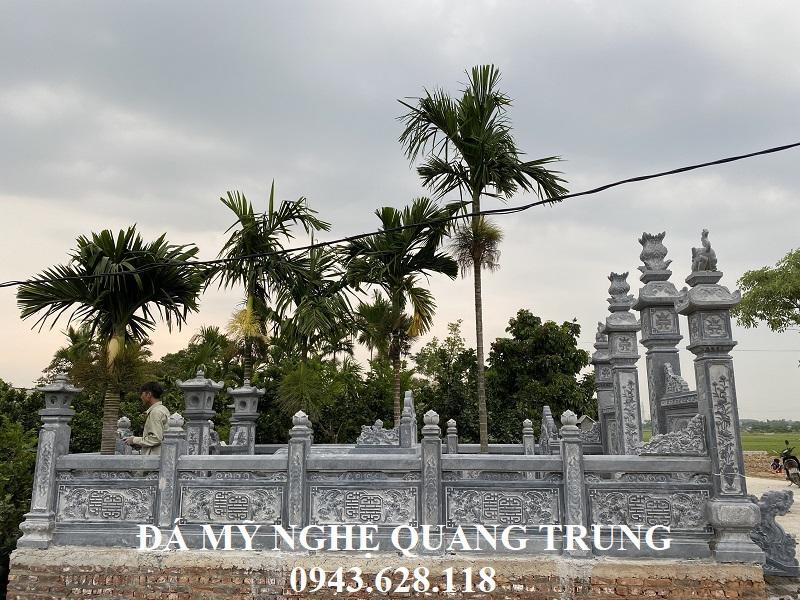 Lan Can Da DEP Quang Trung 2020