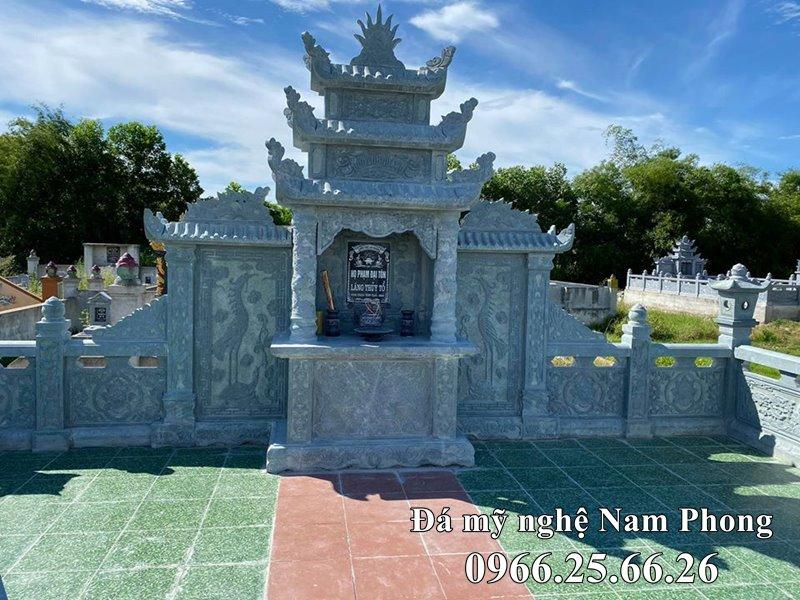 Lang Tho Da canh 3 mai Dep