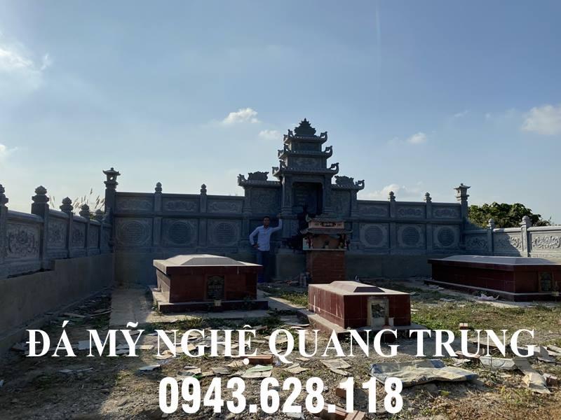 Lang canh da DEP Quang Trung