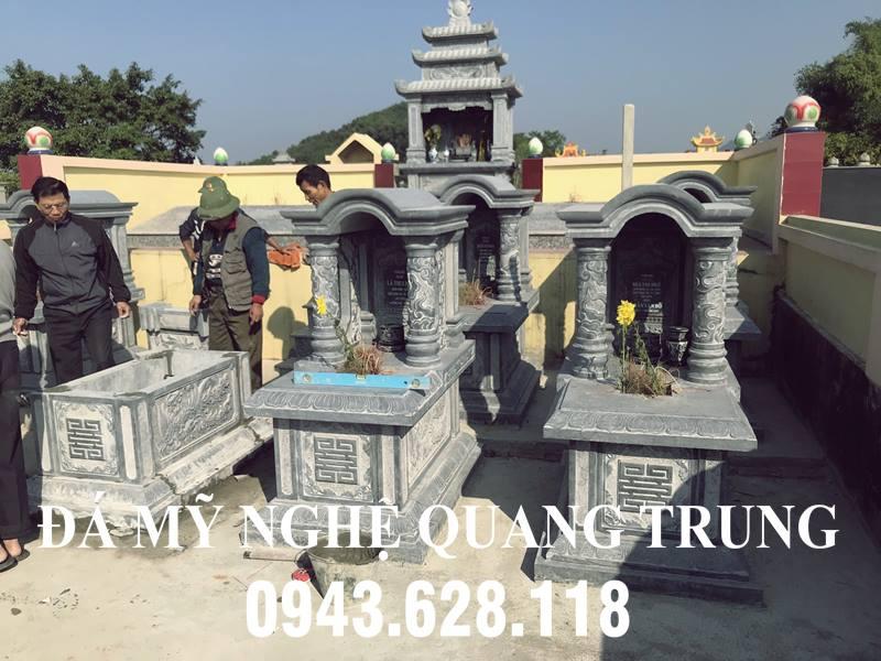 Lang mo da ho Tran tai Bac Ninh