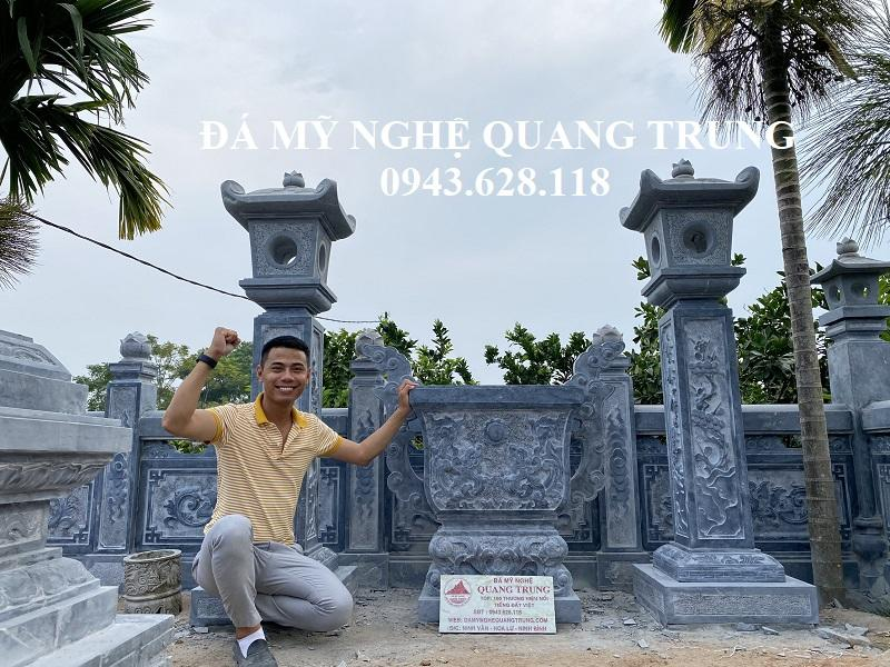 Lu Huong Da dep - Dinh huong da Vuong
