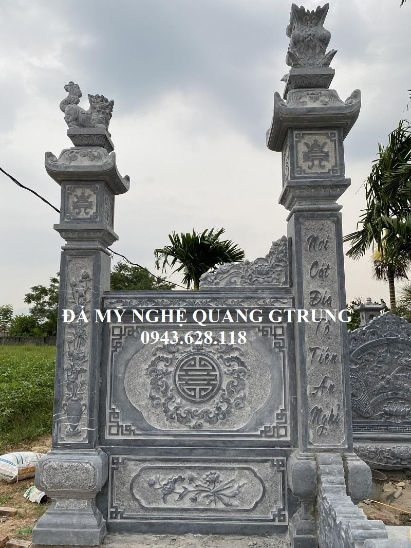 Mau Cong vao Lang mo da dep Quang Trung 2020