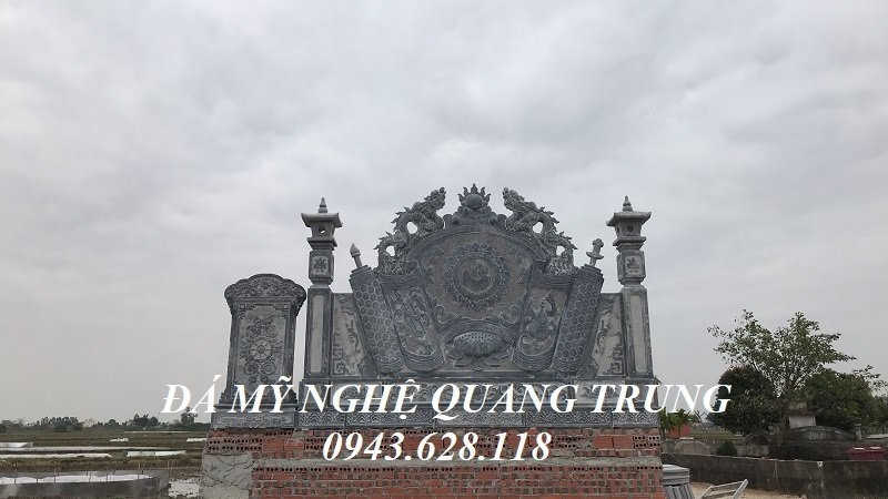 Mau Cuon thu da Hau Banh cho Mo to cua Dong ho