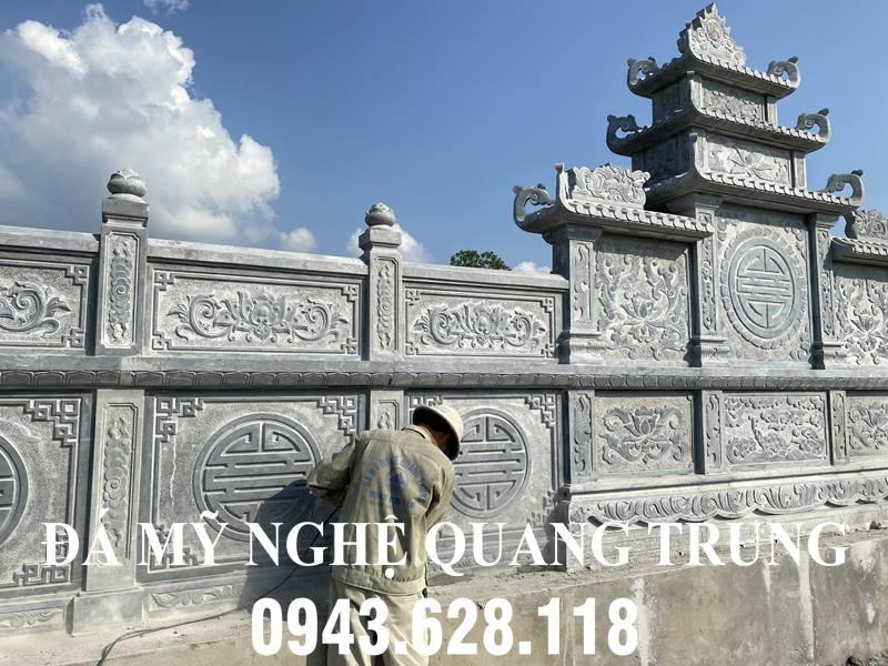 Mau Lan can da DEP cua Khu lang mo da Quang Trung