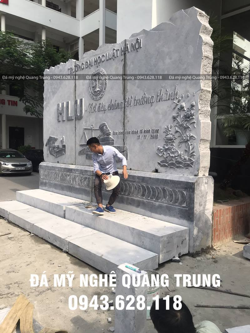Nghe nhan Quang Trung cua Da my nghe Quang Trung Ninh Binh