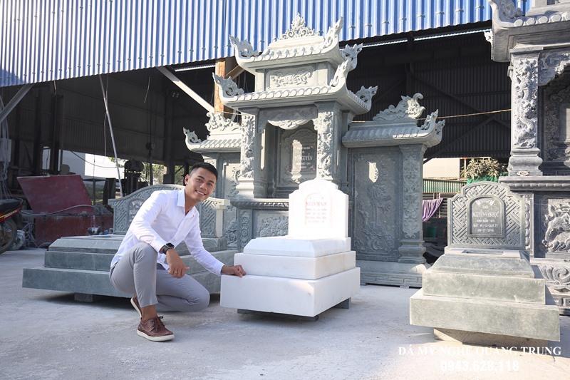 Nghe nhan tre Quang Trung kiem tra chat luong san pham