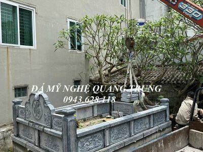 Xây Lăng mộ tổ – Mẫu Lăng mộ đá cho Gia tộc, Dòng họ đẹp, giá rẻ tại Ninh Bình