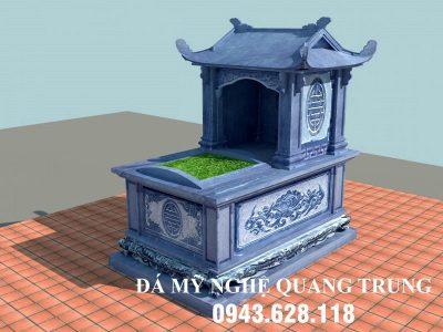 Mẫu Mộ đá một mái đẹp Quang Trung Ninh Bình cho khu Lăng mộ đá
